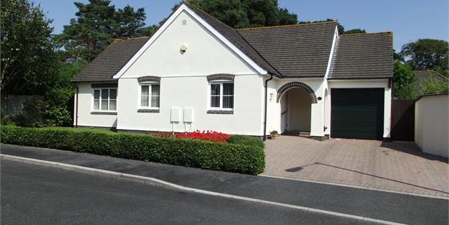 Asking Price £300,000, 3 Bedroom Detached Bungalow For Sale in Bodmin, PL31