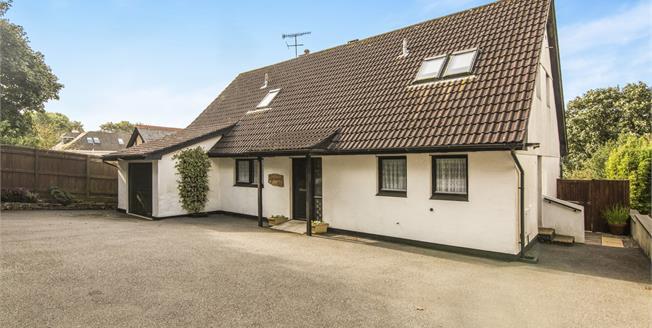 Asking Price £325,000, 4 Bedroom Detached House For Sale in Bodmin, PL31