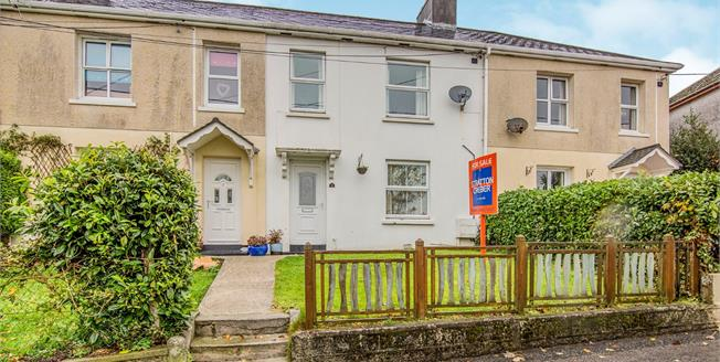 Asking Price £165,000, 3 Bedroom Terraced House For Sale in Lostwithiel, PL22