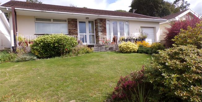 Asking Price £325,000, 2 Bedroom Detached Bungalow For Sale in Lostwithiel, PL22