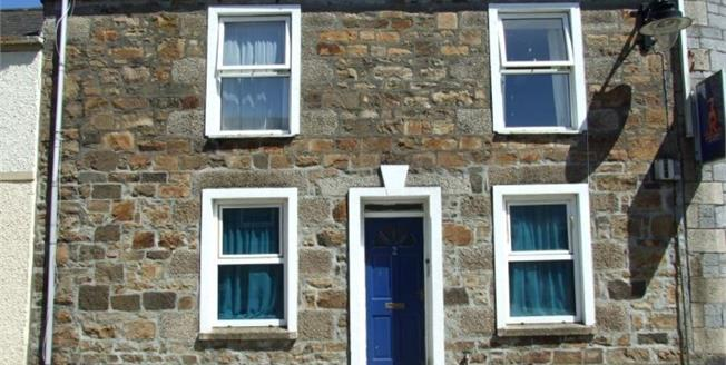 Asking Price £75,000, 2 Bedroom Flat For Sale in Camborne, TR14