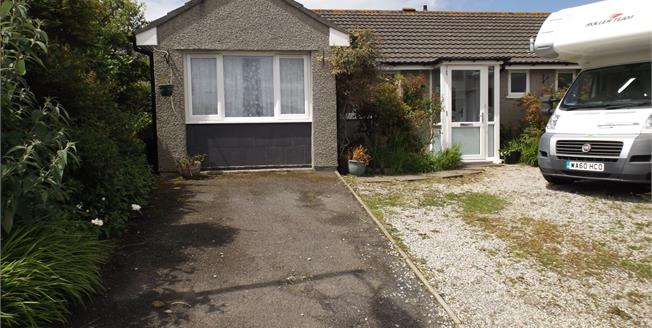 Asking Price £220,000, 4 Bedroom Detached Bungalow For Sale in Camborne, TR14