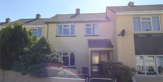 Asking Price £125,000, 2 Bedroom Terraced House For Sale in Troon, TR14
