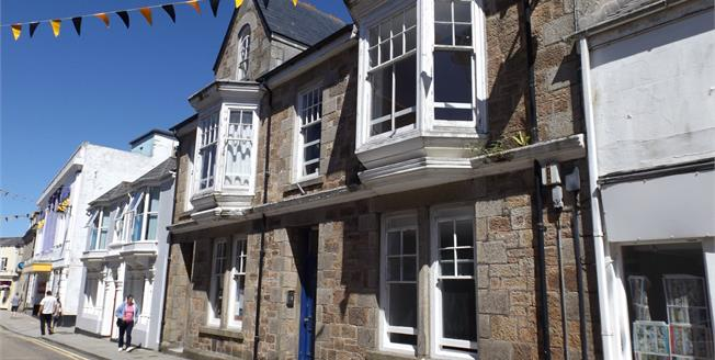 Asking Price £125,000, 2 Bedroom Flat For Sale in Camborne, TR14