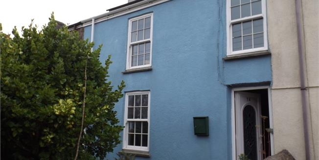 Asking Price £100,000, 2 Bedroom Terraced Cottage For Sale in Troon, TR14