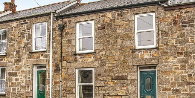 Asking Price £180,000, 3 Bedroom Terraced Cottage For Sale in Penponds, TR14