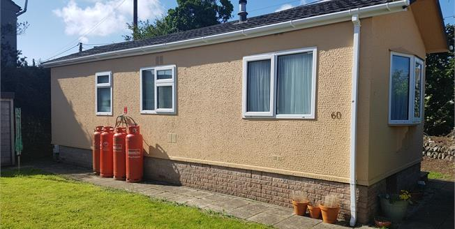 Asking Price £60,000, 2 Bedroom Detached Bungalow For Sale in Camborne, TR14