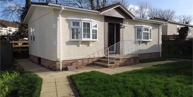 Asking Price £150,000, 2 Bedroom Detached Bungalow For Sale in Camborne, TR14