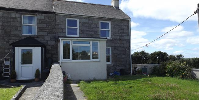 Offers in excess of £180,000, 3 Bedroom Semi Detached House For Sale in Rame Cross, TR10