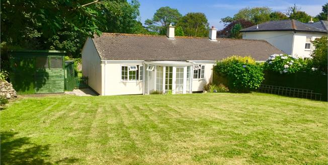 Asking Price £260,000, 2 Bedroom Semi Detached Bungalow For Sale in Stithians, TR3