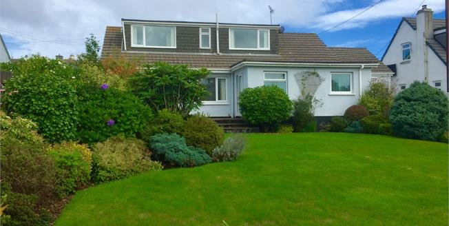 Asking Price £360,000, 4 Bedroom Detached House For Sale in Falmouth, TR11