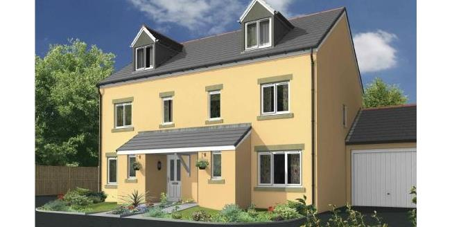 £279,950, 4 Bedroom Semi Detached House For Sale in Cornwall, TR11