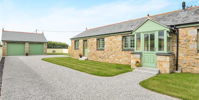 Asking Price £395,000, 3 Bedroom Detached House For Sale in Wendron, TR13