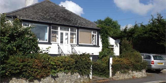 Asking Price £245,000, 3 Bedroom Detached Bungalow For Sale in Penryn, TR10