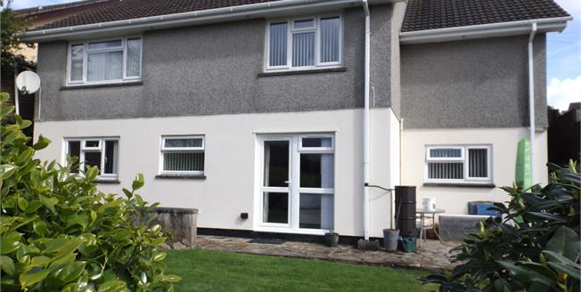 Asking Price £295,000, 3 Bedroom Detached House For Sale in Mabe Burnthouse, TR10