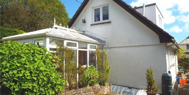 Offers in the region of £300,000, 3 Bedroom Detached Bungalow For Sale in Falmouth, TR11