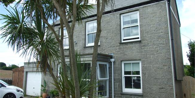 Asking Price £285,000, 3 Bedroom Detached Cottage For Sale in Longdowns, TR10