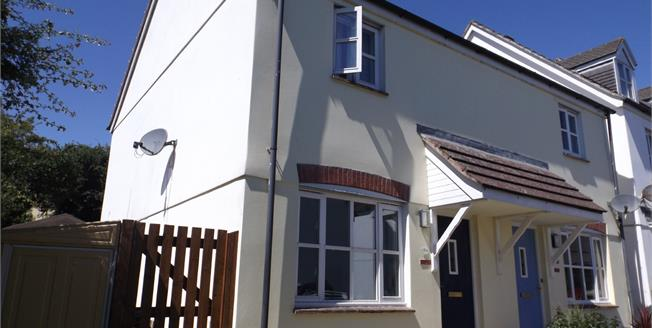 £197,500, 2 Bedroom Semi Detached House For Sale in Falmouth, TR11