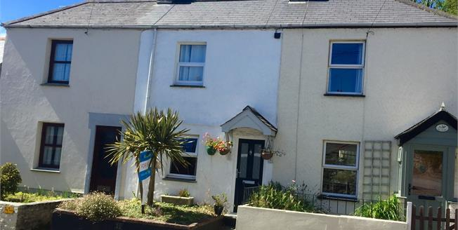 Asking Price £214,950, 2 Bedroom Terraced Cottage For Sale in Mylor Bridge, TR11