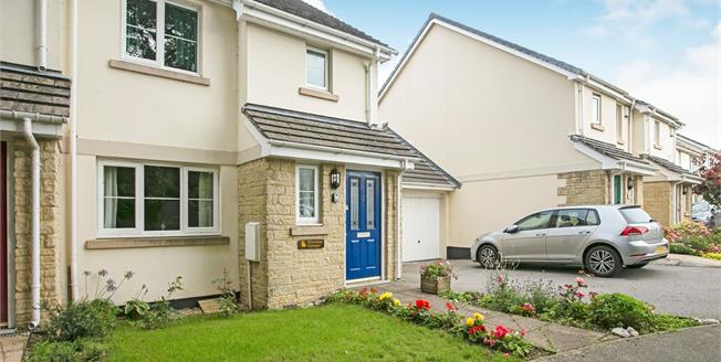 Guide Price £400,000, 3 Bedroom Semi Detached House For Sale in Falmouth, TR11