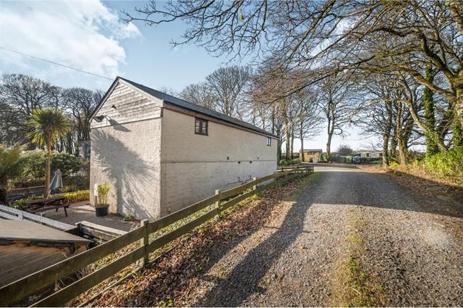 Sensational 2 Bedroom Semi Detached Cottage For Sale In Falmouth For Download Free Architecture Designs Salvmadebymaigaardcom