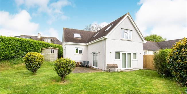Offers in excess of £425,000, 4 Bedroom Detached House For Sale in Falmouth, TR11