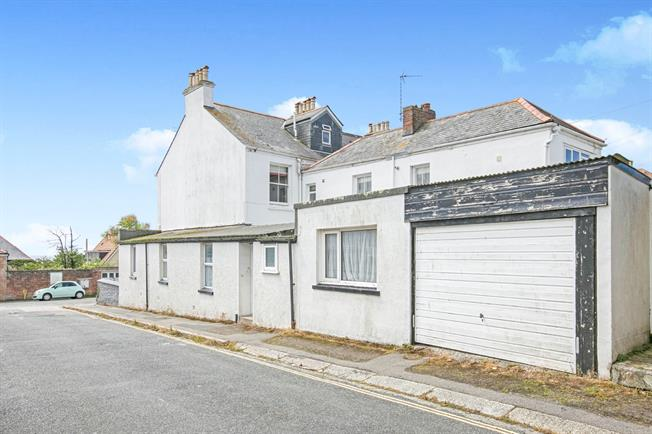 Amazing 2 Bedroom End Of Terrace Cottage For Sale In Falmouth For Download Free Architecture Designs Salvmadebymaigaardcom