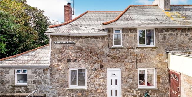 Offers in excess of £259,500, 4 Bedroom End of Terrace House For Sale in Constantine, TR11