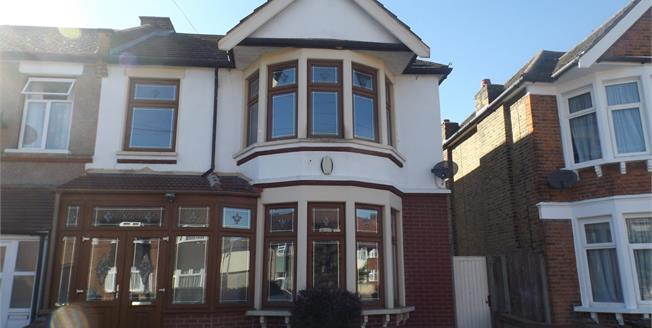 Asking Price £475,000, 4 Bedroom Semi Detached House For Sale in Dagenham, RM8