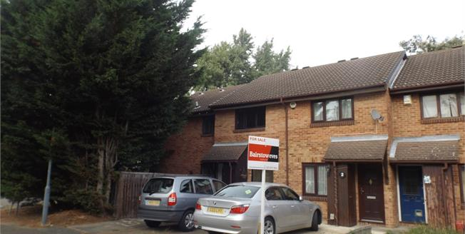 Asking Price £300,000, 2 Bedroom Terraced House For Sale in Dagenham, RM8