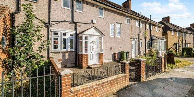Offers in excess of £310,000, 2 Bedroom Terraced House For Sale in Dagenham, RM8