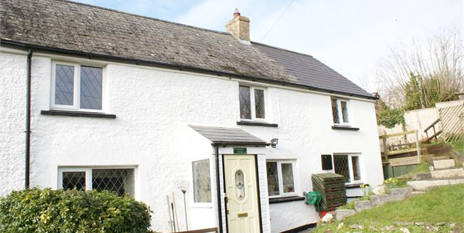 Asking Price £285,000, 3 Bedroom Semi Detached Cottage For Sale in Morval, PL13