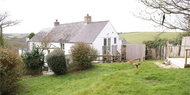 Asking Price £285,000, 3 Bedroom Semi Detached Cottage For Sale in Morval, PL13