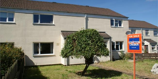 Asking Price £115,500, 2 Bedroom Terraced House For Sale in Liskeard, PL14