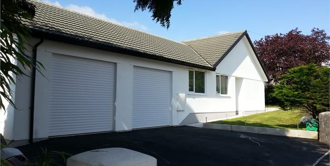 Asking Price £265,000, 4 Bedroom Detached Bungalow For Sale in St. Cleer, PL14