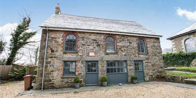 Asking Price £290,000, 4 Bedroom Detached Cottage For Sale in St. Cleer, PL14