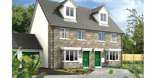 £204,950, 3 Bedroom Terraced House For Sale in Liskeard, PL14