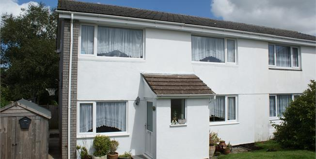 Asking Price £165,000, 4 Bedroom Semi Detached House For Sale in Dobwalls, PL14
