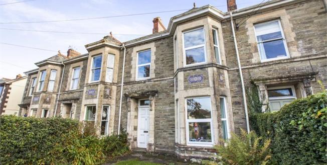 Asking Price £200,000, 4 Bedroom Terraced House For Sale in Liskeard, PL14
