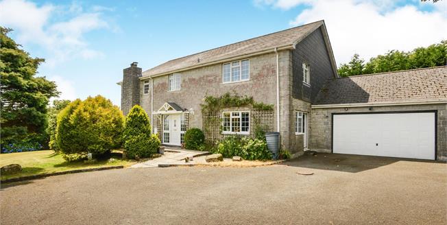 Asking Price £580,000, 5 Bedroom Detached House For Sale in Higher Tremar, PL14