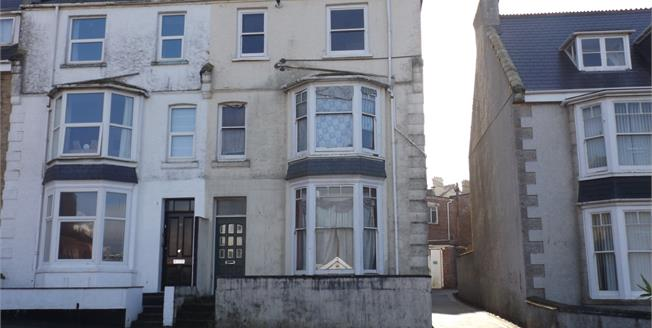 Asking Price £275,000, 7 Bedroom End of Terrace Flat For Sale in Cornwall, TR7