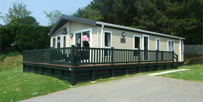 £97,250, 3 Bedroom Detached Mobile Home For Sale in Cornwall, TR8