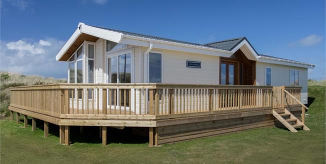 £139,000, 3 Bedroom Detached Mobile Home For Sale in Perranporth, TR6