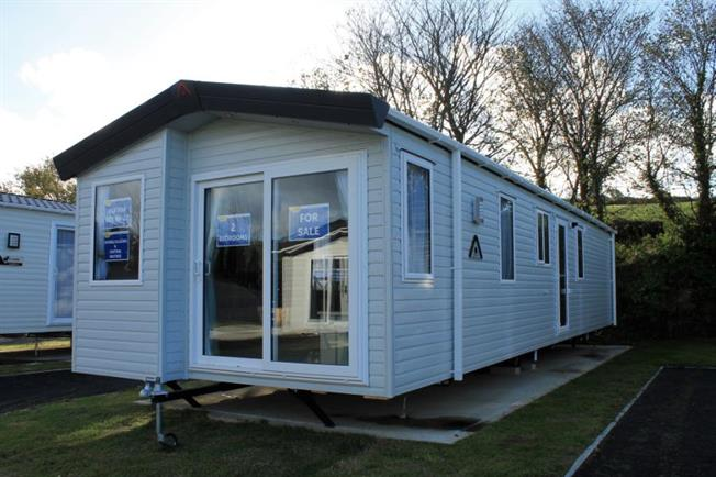 2 Bedroom Detached Mobile Home For Sale In Newquay For 63 229