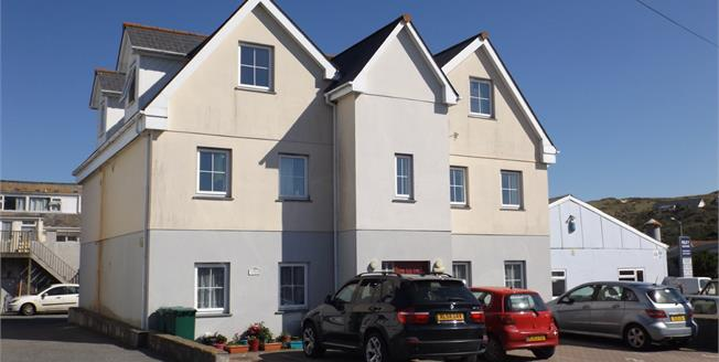Offers in excess of £130,000, 1 Bedroom Flat For Sale in Perranporth, TR6