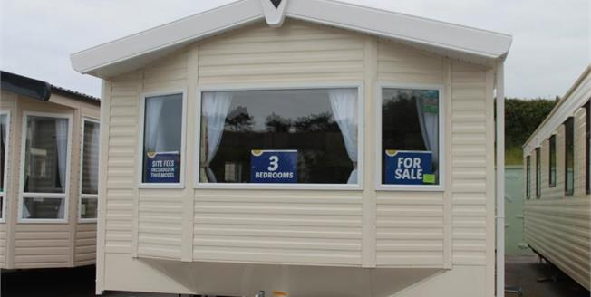£43,880, 3 Bedroom Detached Mobile Home For Sale in Newquay, TR8