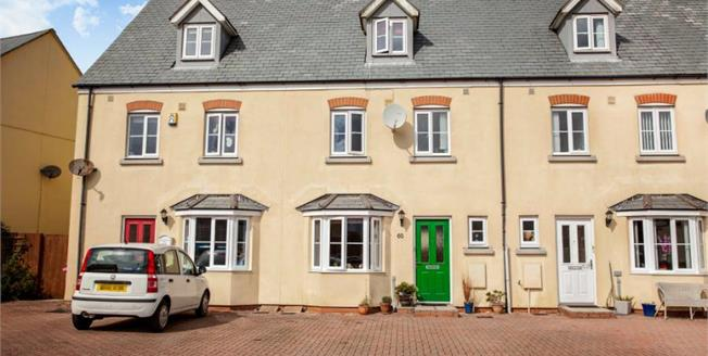 £215,000, 4 Bedroom Terraced House For Sale in St. Columb, TR9