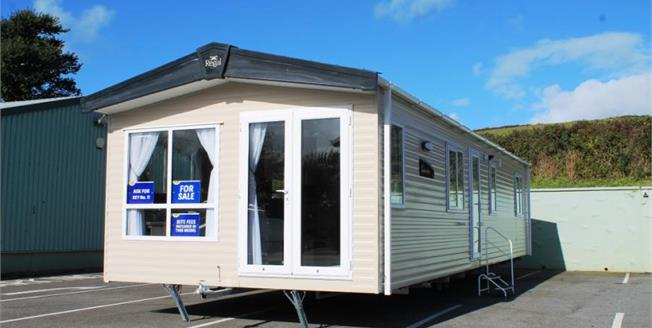 £67,840, 2 Bedroom Detached Mobile Home For Sale in Newquay, TR8