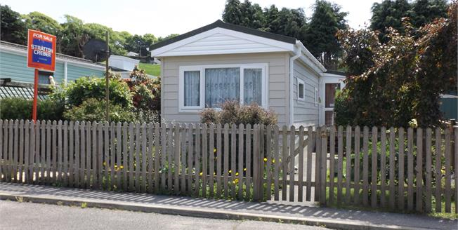 Asking Price £59,950, 2 Bedroom Detached Mobile Home For Sale in St. Columb, TR9