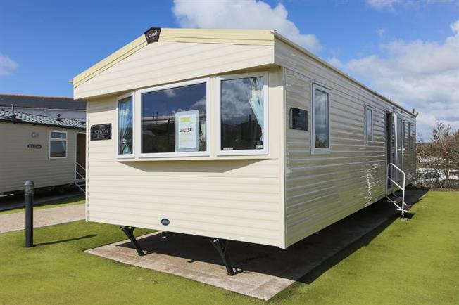 bedroom detached mobile home for sale in perranporth for 33 000